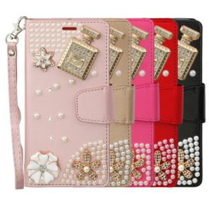 LG Aristo 5/K31-Treasure Wallet Perfume