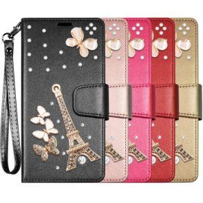 GX S21 Plus-Treasure Wallet Eiffel