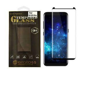 GX S20 Ultra-3D Full Cover Temper Glass Fingerprint-Black