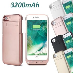 IPhone 6/6S/7/8-External Battery Case/3200mAh