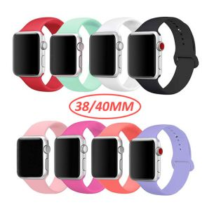 Smart Watch Silicone Band 38/40mm