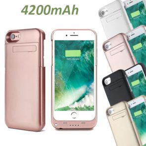 IPhone 6P/6SP-External Battery Case/4200mAh