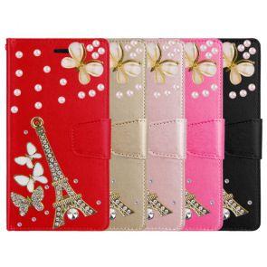 IPhone 7Plus/8Plus-Treasure Wallet Eiffel