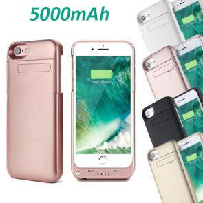 IPhone 6/6S/7Plus-External Battery Case/5000mAh