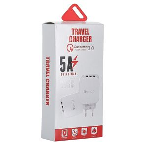 Quick Charge 3.0 Travel Charger, Qualcomm LZ-530