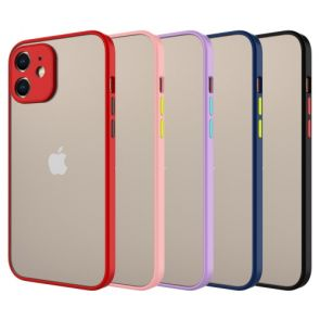 IPhone 12 mini-Crystal Bumper
