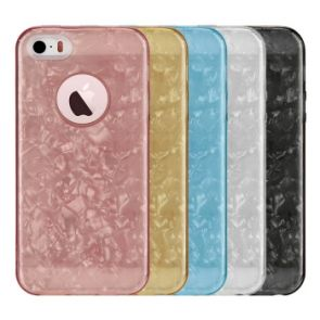 IPhone 5-Starlight Marble