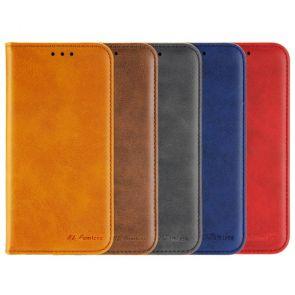 LG V40 ThinQ-Leather Flip