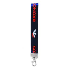 NFL Bronco Wristlet Lanyard