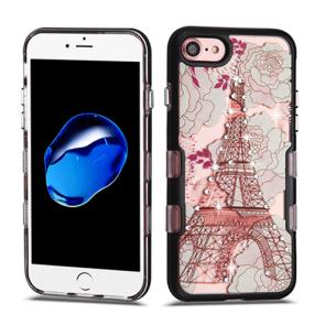 IPhone SE/7/8-Mybat Metallic Case
