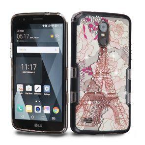 LG Stylo3-Mybat Metallic Case
