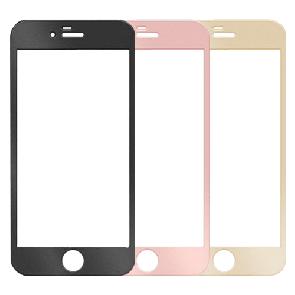 IPhone 7Plus/8Plus-Full Cover Temper Glass 10 Pack