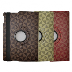 IPad Air 2-360 Rotating Checker Case