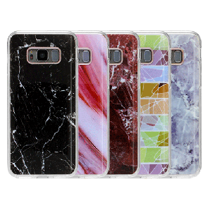 GX S8 Plus-Marble TPU 2X