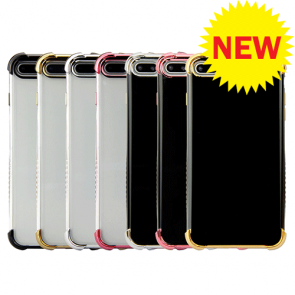 IPhone 7Plus/8Plus-Air Chrome Black TPU