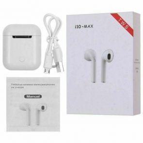 Bluetooth i10-MAX, iOS & Androids-White