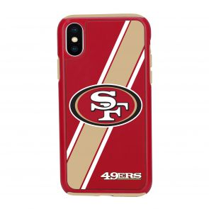 IPhone XR-Official Team Case For NFL San Francisco 49Ers