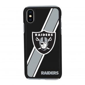 IPhone XR-Official Team Case For NFL Oakland Raiders