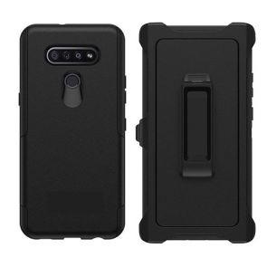 LG K51-Heavy Duty Case