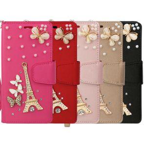IPhone 12/12 Pro-Treasure Wallet Eiffel