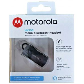 Mono Bluetooth Headset , Motorola HK105