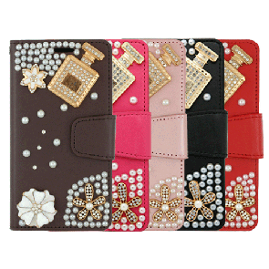 LG Aristo 3+/3/2-Treasure Wallet Perfume