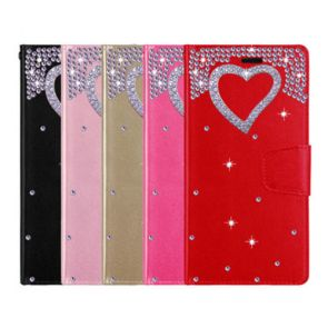 IPhone XR-Treasure Wallet Heart