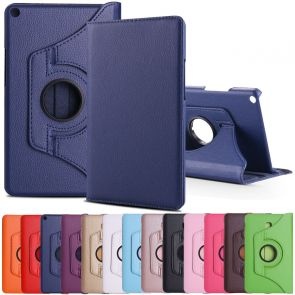 "Galaxy Tab A 10.5"" SM-T590-360 Rotating Leather Case"