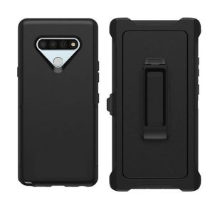 LG Stylo 6-Heavy Duty Case