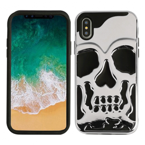 IPhone X-Mybat Skullcap Case