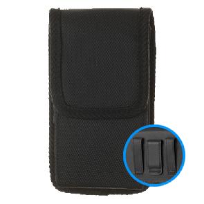Vertical Fabric Pouch Belt Holster, V02