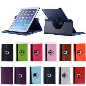 iPad 10.2 (7th Gen)-360 Rotating Leather Case